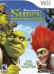 Activision Shrek Forever After (Wii)