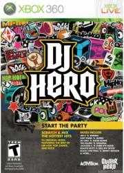 Activision DJ Hero (Xbox 360)