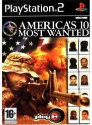 PlayIt America's 10 Most Wanted (PS2)