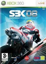 Black Bean SBK 08 Superbike World Championship (Xbox 360)