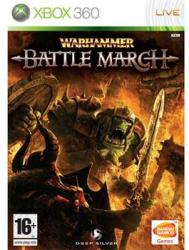 THQ Warhammer Mark of Chaos Battle March (Xbox 360)