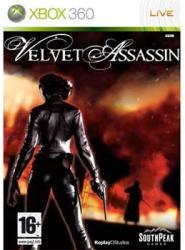 SouthPeak Velvet Assassin (Xbox 360)