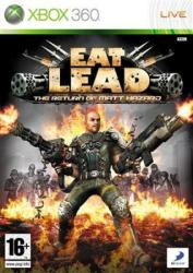 D3 Publisher Eat Lead The Return of Matt Hazard (Xbox 360)