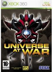 SEGA Universe at War Earth Assault (Xbox 360)