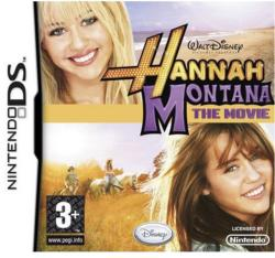 Disney Hannah Montana The Movie (Nintendo DS)