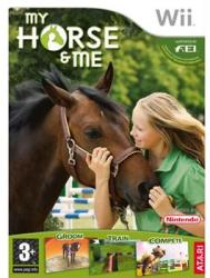 Atari My Horse and Me (Nintendo Wii)