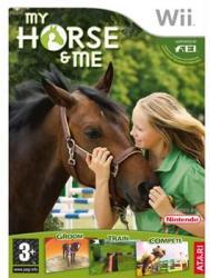 Atari My Horse and Me (Nintendo Wii)