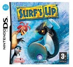 Ubisoft Surf's Up (Nintendo DS)