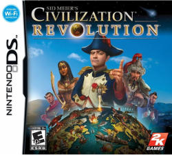 2K Games Sid Meier's Civilization Revolution (Nintendo DS)