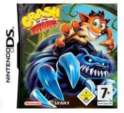 Sierra Crash of the Titans (Nintendo DS)