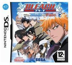 SEGA Bleach: The Blade of Fate (Nintendo DS)