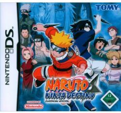 D3 Publisher Naruto: Ninja Destiny (Nintendo DS)
