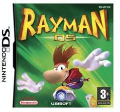 Ubisoft Rayman (Nintendo DS)