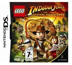 LucasArts LEGO Indiana Jones The Original Adventures (Nintendo DS)