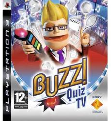 Sony Buzz! Quiz TV (PS3)