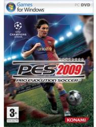 Konami PES 2009 Pro Evolution Soccer (PC)
