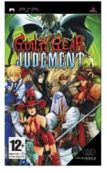 Majesco Guilty Gear Judgement (PSP)