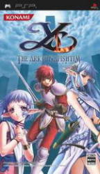 Konami YS: The Ark of Napishtim (PSP)