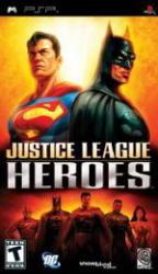 Warner Bros. Interactive Justice League Heroes (PSP)
