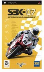 Black Bean SBK-07 Superbike World Championship (PSP)
