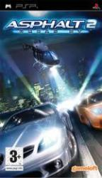 Ubisoft Asphalt: Urban GT 2. (PSP)