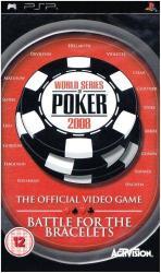 Activision World Series of Poker 2008 Battle for the Bracelets (PSP)
