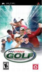 Oxygen ProStroke Golf: World Tour 2007 (PSP)