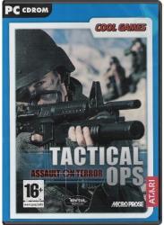 Atari Tactical Ops: Assault on Terror (PC)