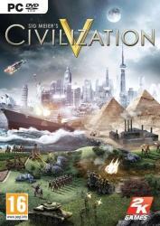 2K Games Sid Meier's Civilization V (PC)