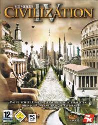 2K Games Sid Meier's Civilization IV (PC)