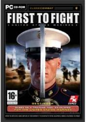 2K Games Close Combat First to Fight (PC)