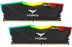 Team Group T-FORCE DELTA RGB 8GB (2x4GB) DDR4 3000MHz TF3D48G3000HC16CDC01