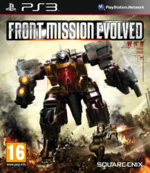 Square Enix Front Mission Evolved (PS3)