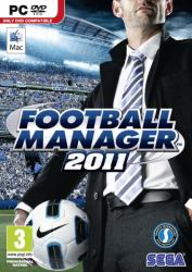 SEGA Football Manager 2011 (PC)