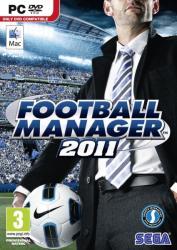 SEGA Football Manager 2011 (PC)