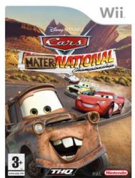 THQ Cars Mater-National Championship (Wii)