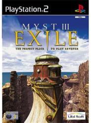 Ubisoft Myst III Exile (PS2)