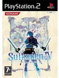 Konami Suikoden IV (PS2)