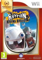 Ubisoft Rayman Raving Rabbids 2 (Wii)