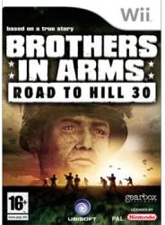 Ubisoft Brothers in Arms Road to Hill 30 (Wii)