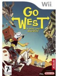 Atari Go West! A Lucky Luke Adventure (Nintendo Wii)