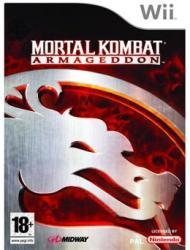 Midway Mortal Kombat Armageddon (Wii)