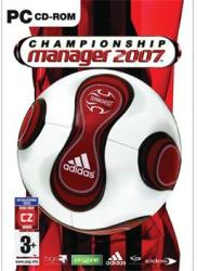 Eidos Championship Manager 2007 (PC)
