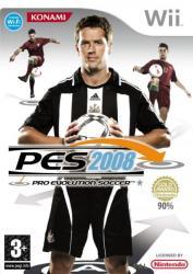 Konami PES 2008 Pro Evolution Soccer (Wii)