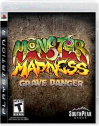SouthPeak Monster Madness Grave Danger (PS3)