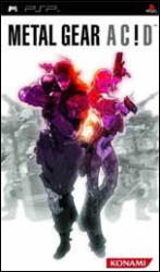 Konami Metal Gear Acid (PSP)
