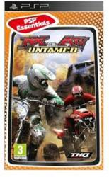 THQ MX vs. ATV Untamed (PSP)