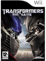 Activision Transformers The Game (Wii)