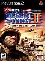 Gotham Games Conflict Desert Storm II (PS2)