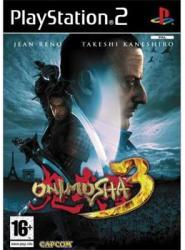 Capcom Onimusha 3 Demon Siege (PS2)